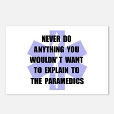 Paramedics Postcards (Package of 8)