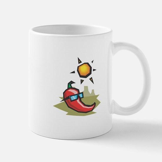 Chillin' Chili Pepper Mug