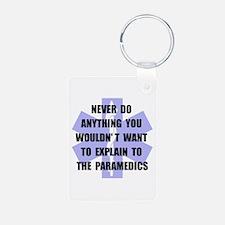 Paramedics Keychains