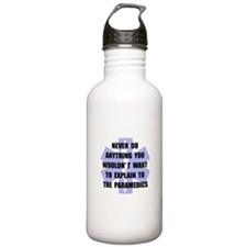 Paramedics Water Bottle