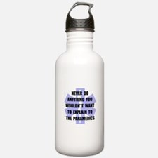 Paramedics Water Bottle