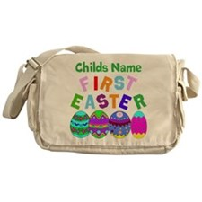 First Easter Messenger Bag