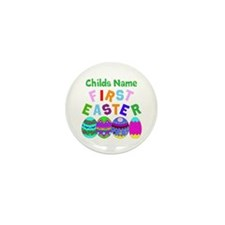 First Easter Mini Button (100 pack)