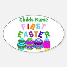 First Easter Bumper Stickers