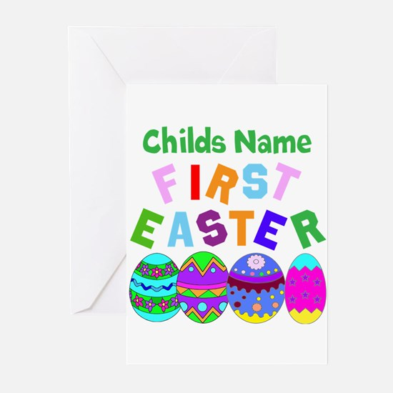 First Easter Greeting Cards (Pk of 10)