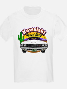 Kowalski Speed Shop - Color T-Shirt