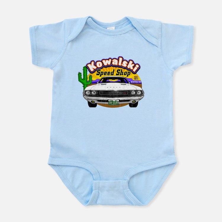 Kowalski Speed Shop - Color Infant Bodysuit
