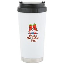 Cindo Ce Mayo Fun Travel Mug