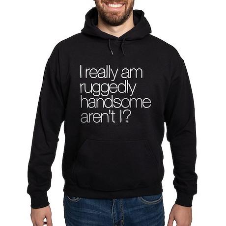 Castle - Ruggedly Handsome Hoodie (dark)