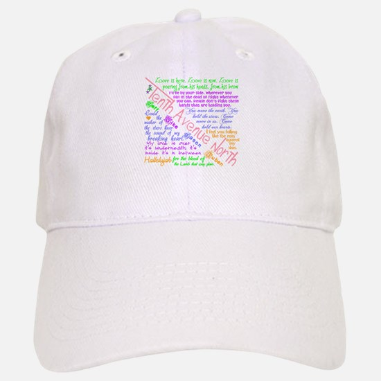 Tenth Avenue North Bright Baseball Baseball Cap