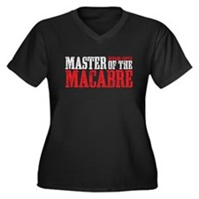 Castle - Master of the Macabr Women's Plus Size V-