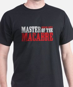 Castle - Master of the Macabr T-Shirt