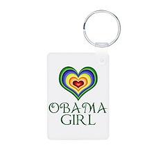 Obama Girl Keychains