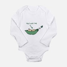 peapod2 that ones me 2 Body Suit