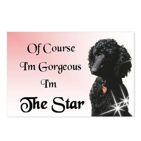 The Star Postcards (Package of 8)
