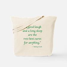 Irish Proverb Tote Bag