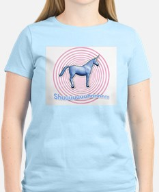 shunthenonbeliever-BLUE2 T-Shirt