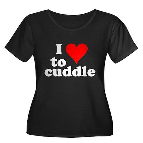 cuddle Plus Size T-Shirt