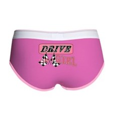 Drive Like A Girl Women's Boy Brief