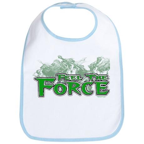 Feel The Force Bib