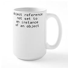 Object Reference Mug