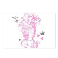 MARIE ANTOINETTE Postcards (Package of 8)