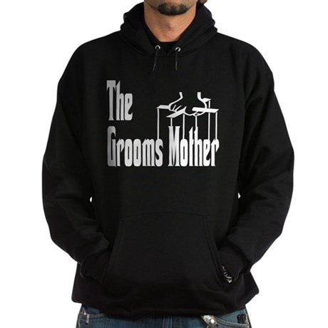 The Grooms Mother Hoodie (dark)