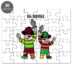 Puzzle - big brother