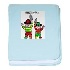 baby blanket - little brother
