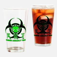 Unique Undead Drinking Glass