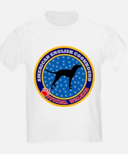 American English Coonhound Kids T-Shirt