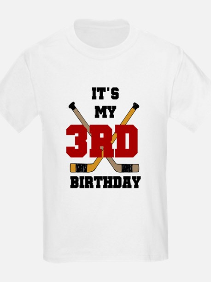 HOCKEY3RDBDAY T-Shirt