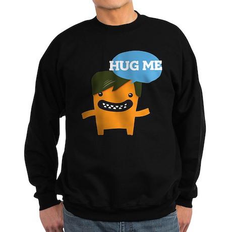 Hug Me Love Me Sweatshirt (dark)