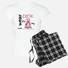 I Wear Pink 43 Breast Cancer Pajamas