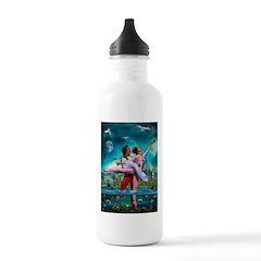 Blue Moon Ballet A Complete F Water Bottle