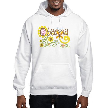 Obama Garden Hooded Sweatshirt