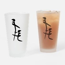 Chinese Symbol - Blowjob Drinking Glass