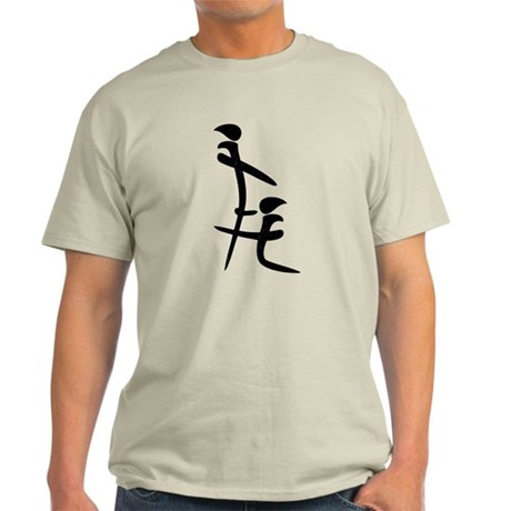 Chinese Symbol - Blowjob Light T-Shirt