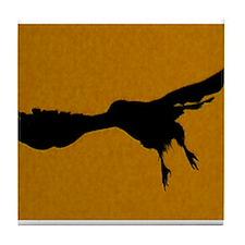 Unique Spirit hawk Tile Coaster