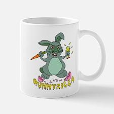 Bunnyzilla Easter Bunny Mug