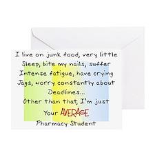 PharmD Student Greeting Card