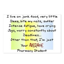 PharmD Student Postcards (Package of 8)