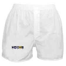 Nautical Spain Boxer Shorts