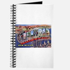 Carlsbad New Mexico Greetings Journal