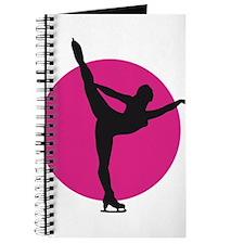 Cute Female figure Journal