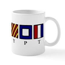 Nautical Egypt Mug