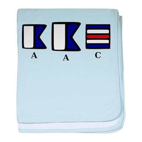 aAc baby blanket