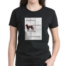 Cute Chesapeake retriever Tee