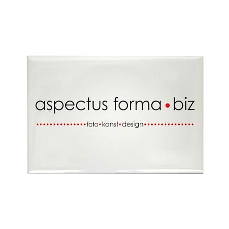 Aspectus Forma Biz Rectangle Magnet (10 pack)