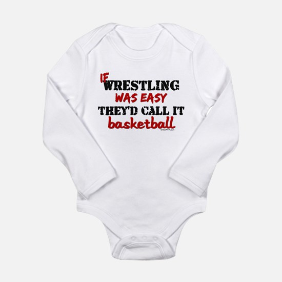 WRESTLINGeasybasketball copy Body Suit